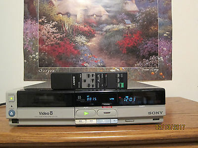 Рекордеры и плееры Sony EVO-410 video