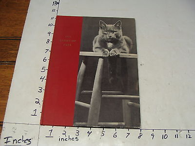 Vintage ART book--ALL KINDS OF CATS by Walter Chandoha 1st edition