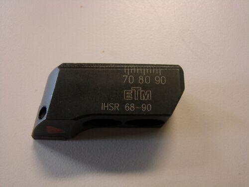ISCAR ETM IHSR 68-90 BORING BAR HEAD