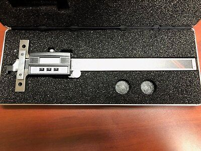 Starrett 753az-6 Electronic Depth Gage