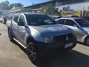 2008 Mitsubishi Triton GLX Dual Cab Auto Ute$8999 DUAL FUEL!!!! Kenwick Gosnells Area Preview