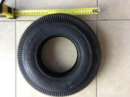 Tyres (tubeless) for Ride on Mower etc. Caboolture Caboolture Area Preview