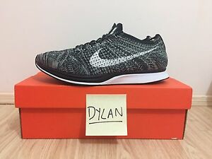 Nike Flyknit Racer Oreo 2.0 - Sz 10.5US Mens Merrylands West Parramatta Area Preview