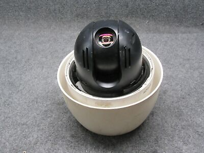Bosch Vg4-524-ecs Pendant Outdoor Dome Security Camera No Acrylic Tested