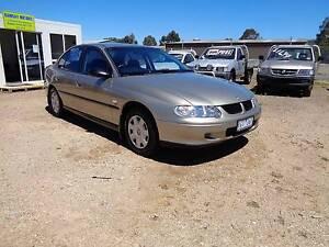 2001 Holden Commodore Sedan Mansfield Mansfield Area Preview