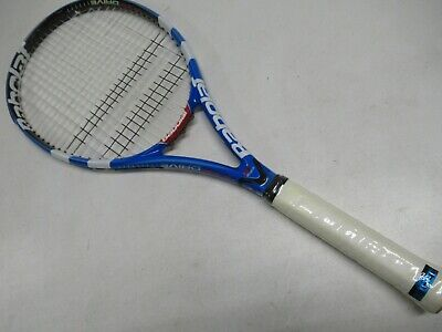 *NOS* 2010 BABOLAT PURE DRIVE GT TENNIS RACQUET (4 3/8) FACTORY PRE-STRUNG for sale  Shipping to Canada