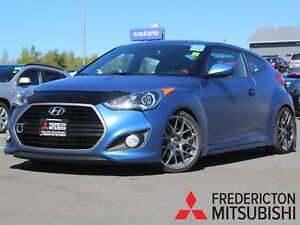 2016 Hyundai Veloster Rally HEATED SPORT SEATS | BACK UP CAM...