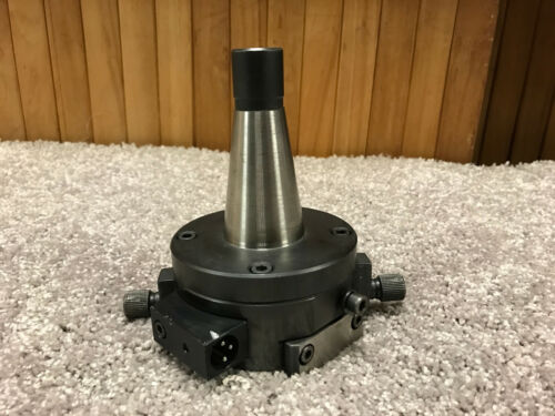 SYSTEM 3R MAGNETIC CHUCK w/ NMTB40 SHANK