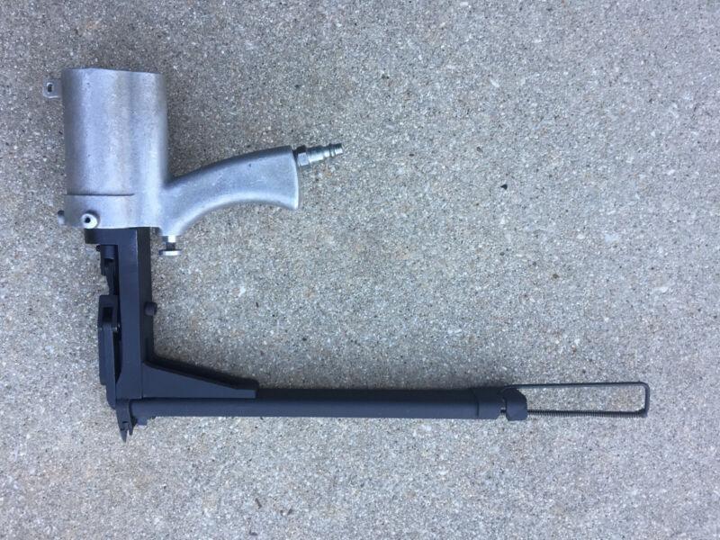Stanley-Bostitch / Spenax Pneumatic model TR-203 Hog Ring tool.