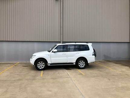 14 MY14 MITSUBISHI PAJERO NW GLX-R DIESEL Eagle Farm Brisbane North East Preview