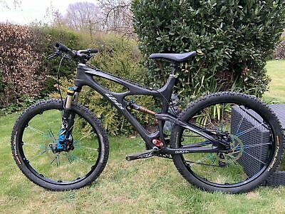 "Ibis Mojo SL Carbon Fibre Full Suspension Mountain Bike (26"") (Medium)"