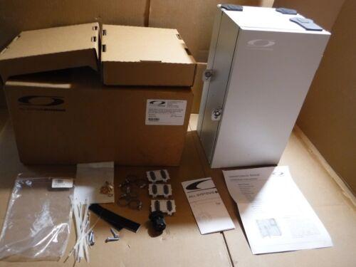 NEW AT&T FIBER INDOOR DEMARCATION BOX COLLECTOR TERMINAL ASBLFD1023185