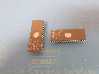 2PCS NMC27C64Q 150 64Kbit EPROM DIP28