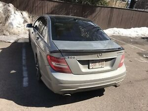 Mercedes c300 Amg package