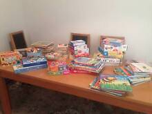 HUGE GARAGE TOY SALE puzzles cars trains plain books board games‏ Cloverdale Belmont Area Preview