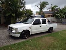 2003 ford courier East Brisbane Brisbane South East Preview