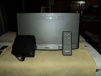Bose SoundDock Portable Digital Music System N123 Docking Station Digital Portable Docking Station