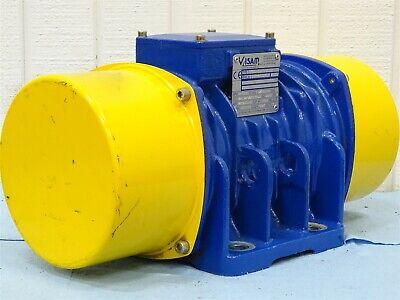 Visam 060spv5.0c-01 Vibrator Motor 3ph 0.80kw 1000rpm 220-240380-415vac 50hz