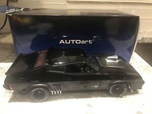 1/18 DIECAST AUTOART MAD MAX FORD XB FALON TUNED INTERCEPTOR HOT