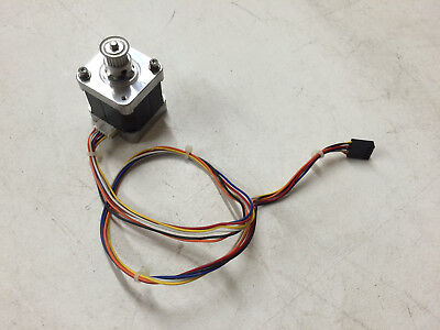 Minebea Matsushita N17 Stepper Motor Type 17pm-k410-04v No T4915-01 Boca Printer