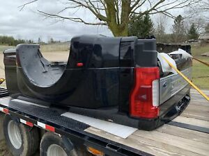 2017 Ford super duty bed