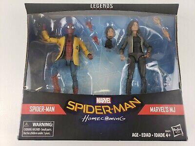 Marvel Legends Spider-Man Marvel's MJ Homecoming 2-pack (Target Exclusive)