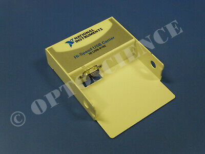 National Instruments Ni Usb-9162 Cdaq Chassis Single Module Carrier
