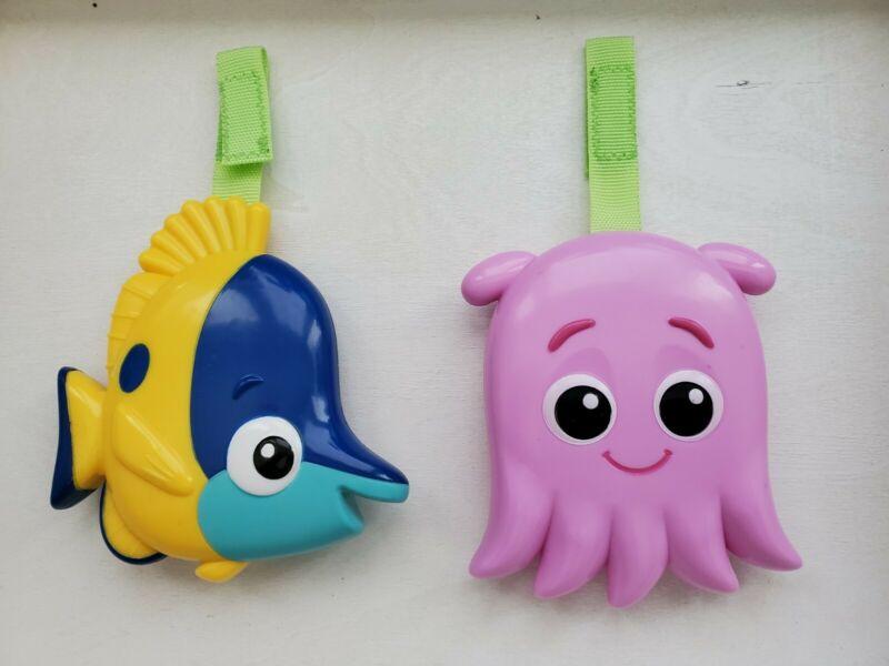 RARE Finding Nemo Jumper Replacement Octopus & Fish Hanging Toys Disney Pixar