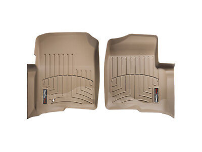 Weathertech Floor Mats Floorliner For Ford F 150 Lincoln Mark Lt   1St Row  Tan