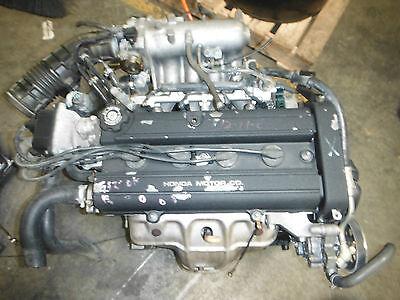 Honda CRV Acura Integra LS Engine JDM Low Intake B20B DOHC Non