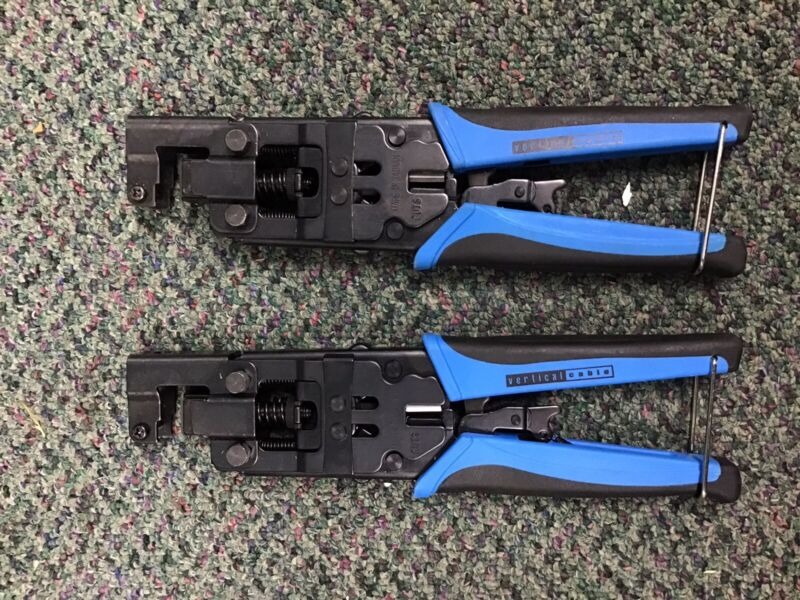 Vertical Cable I-Punch Tool 078-2150 for Wires Cables Stripping Electrician