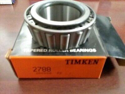 Machine Engine Bearings Timkin 2788 Tapered Roller Bearings Nib Nos