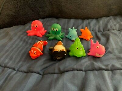 Assorted Ocean Animal Bath Toys