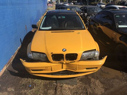BMW E46 318i 4 door Manual 2001 now wrecking! Northmead Parramatta Area Preview