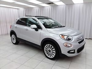 2016 Fiat 500 500x MULTIAIR TURBO 5DR HATCH w/ BLUETOOTH, HEATED
