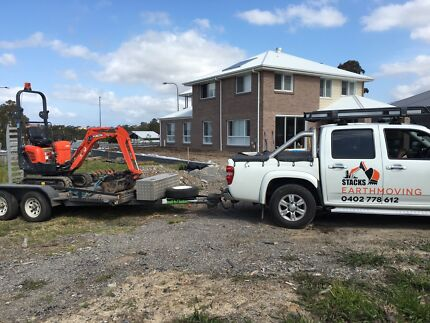 Earthmoving  Wallsend Newcastle Area Preview