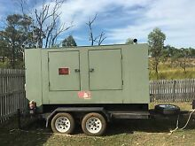 Generator 160Kva W&C Glen Eden Gladstone City Preview