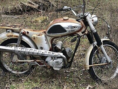 Yamaha G5 (vintage) Parts Bike/chassis Not Running