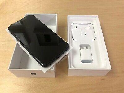 Apple iPhone XR - 64GB - Black (Unlocked) New With 12-Month Apple Warranty