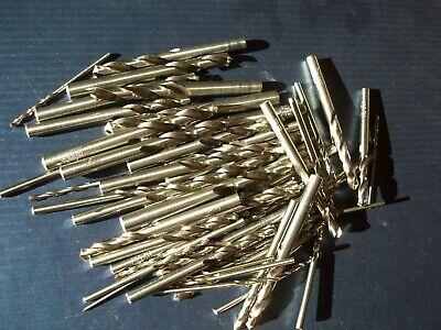 High Speed Steel .316 O Taper Length Long Straight Shank Drill Bit