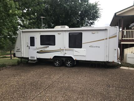 Jayco sterling 25ft caravan 2 slide outs Harrington Park Camden Area Preview