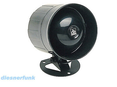 CB FUNK EH 800 Druckkammerlautsprecher für Funkgeräte mit PA Durchsageverstärker