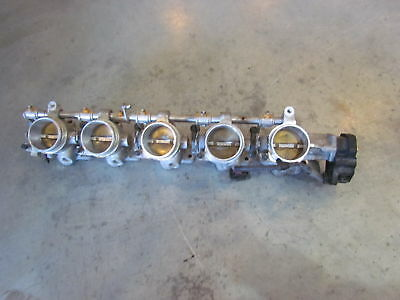 2007 BMW M6 RH Fuel Injection Throttle Body Housing