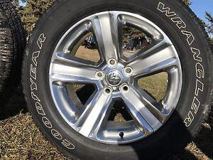 Dodge sport rims 5x139.7mm