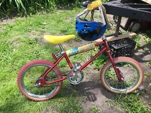 ISO older box bike for 7 year old