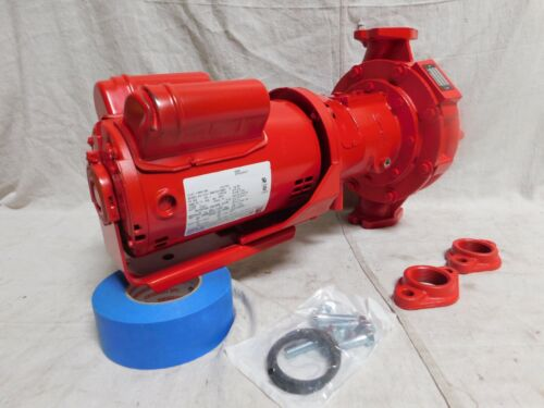 ARMSTRONG PUMPS INC. H-64-1 3/4 HP Cast Iron In Line Centrifugal