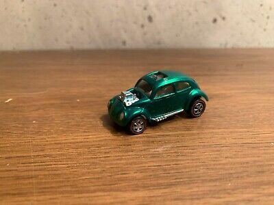 Red Line Hot Wheels Green Custom Volkswagen