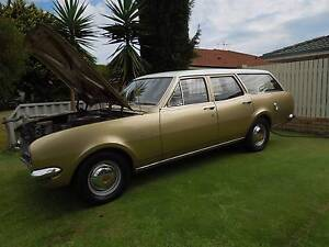 1971 Holden Kingswood Wagon Busselton Busselton Area Preview