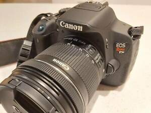 Canon Rebel EOS 700D with EF-S 10-18mm f/4.5-5.6 IS STM lens
