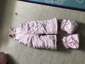 Toddler coats and baby snow suits